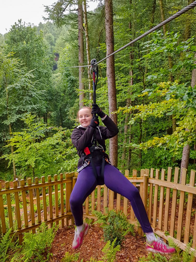 Go Ape Monkeying Around At Dalby Forest The Yorkshire